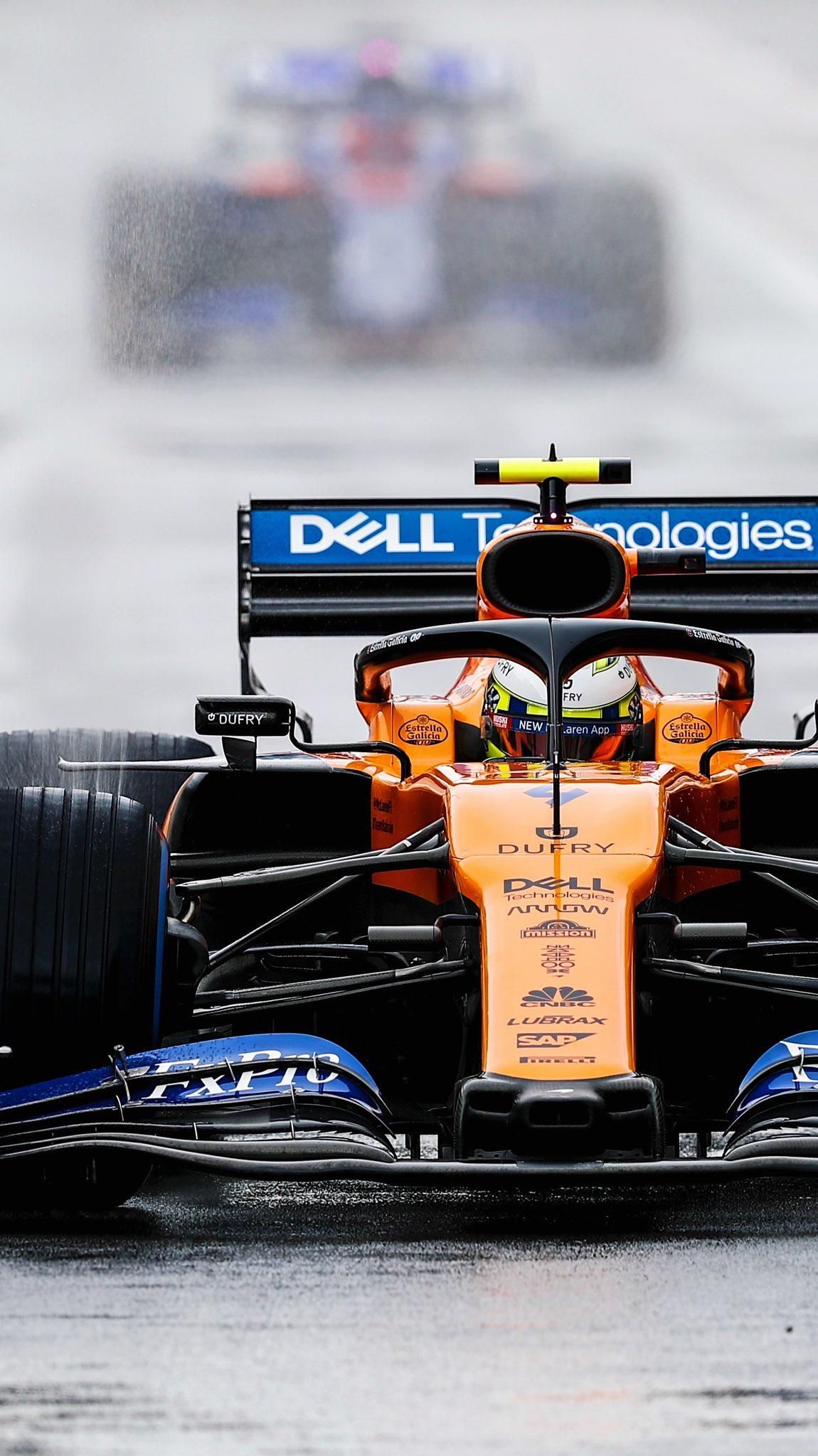 I Hope Next Year S Mclaren Livery Is As Good As If Not Better Than The Current Season S Interlagos From Lando S Twitter Evmore Electric Vehichle Mclaren Formula 1 Formula 1 Car Formula 1