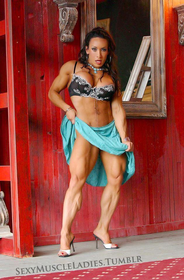 Denise Masino | Female Fit | Pinterest
