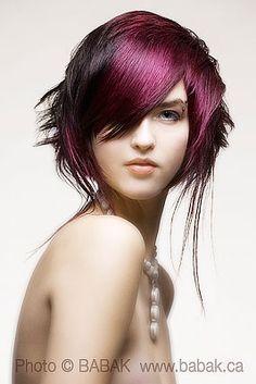 Avant Garde Haircuts