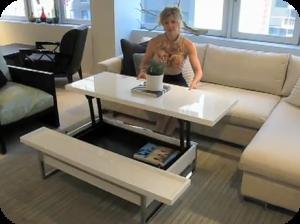 Versatile furniture for small spaces. & Versatile furniture for small spaces. | Interiors | Pinterest ...