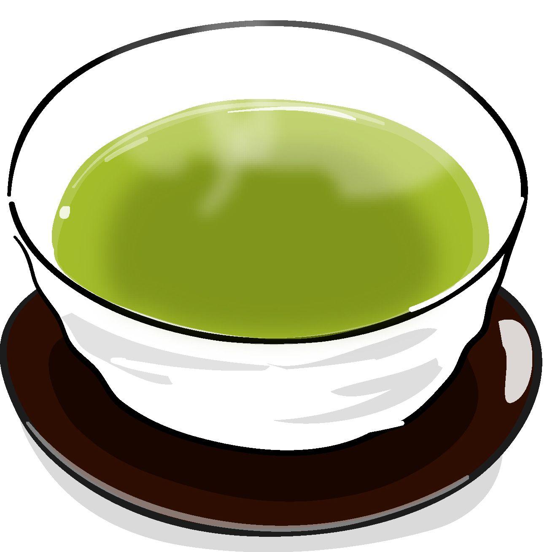 緑茶」ダウンロード|かわいい無料イラスト 印刷素材.net | 緑茶, お茶, 日本茶