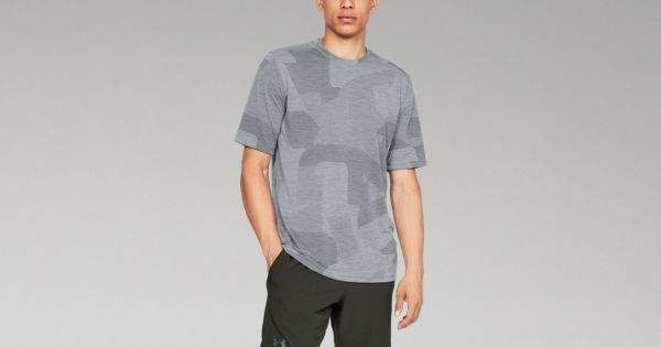 1763d50adf Under Armour Men's UA Siro Print Short Sleeve in 2019 | Products ...