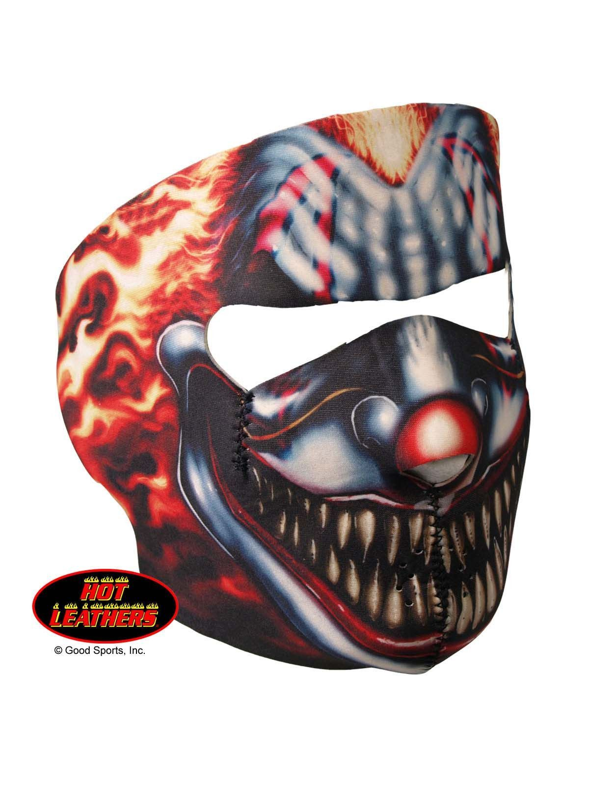 Hot smoking masks film