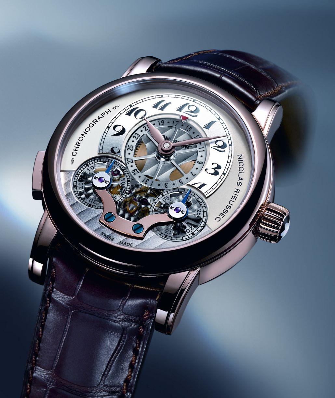 Montblanc Star Nicolas Rieussec Chronograph Open Date watch