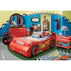 Best Cars Furniture For Kids Disney Cars 4 Pc Bedroom 400 x 300