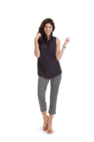 Mudpie Put on Your Party Pants- Black