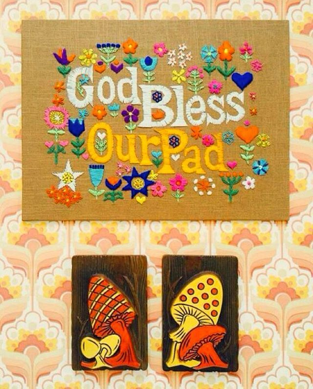 God Bless Our Pad\