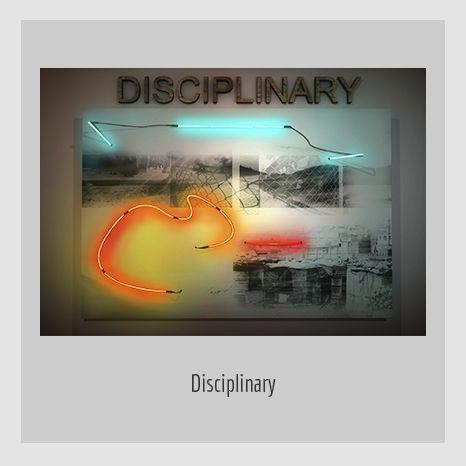 DISCIPLINARY.  YENY CASANUEVA Y ALEJANDRO GONZÁLEZ. PROYECTO PROCESUAL ART.