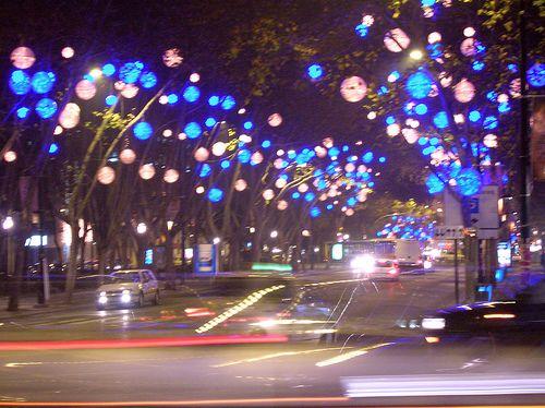 Lisbon Christmas Street Lights Exterior Christmas Lights Lights Xmas Lights