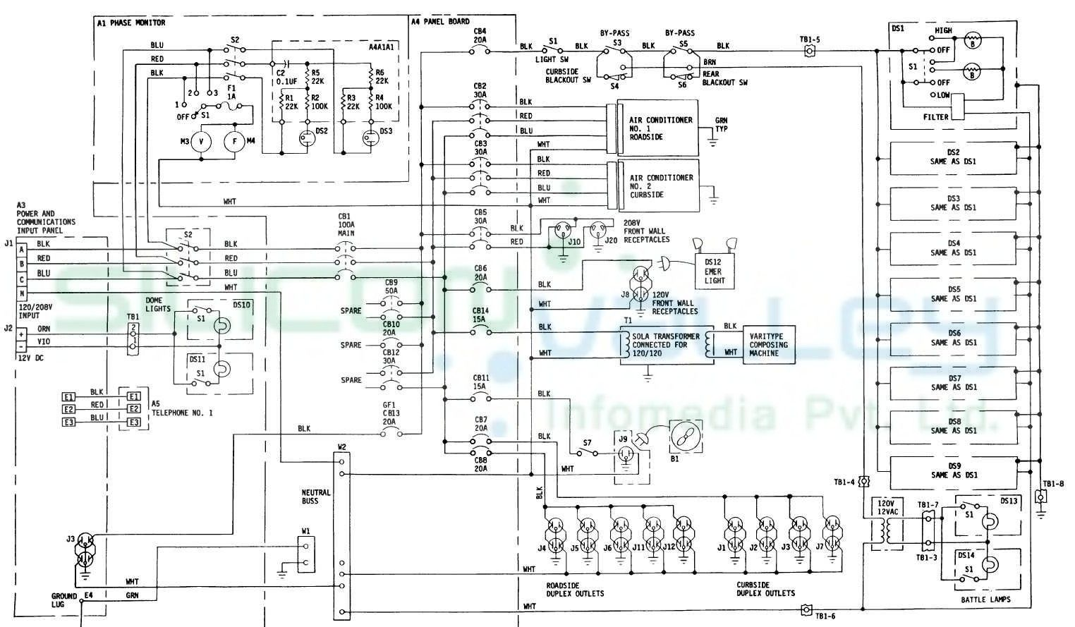 Siliconinfo Is Offering Electrical Engineering Drawing