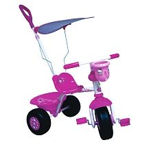 """Tricycle + pare soleil Hello Kitty - D'Arpeje - Toys""""R""""Us"""