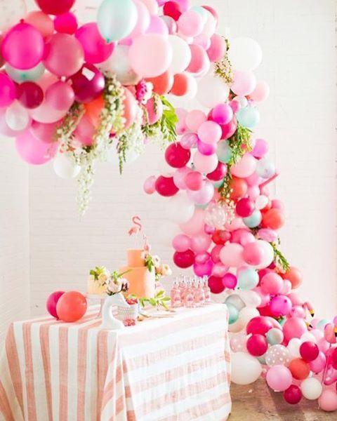 WEBSTA @ blogrecebercomestilo - Continuando com a inspiração do post anterior... BALÕES diferentes!#balao #balão #decoracaocombaloes #decoracaocombalao #inspiration #inspiracao #party