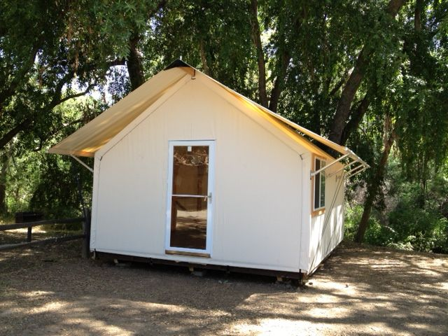Tent living & The Canvas Cottage - Rainier Yurts | Tent Living | Pinterest ...