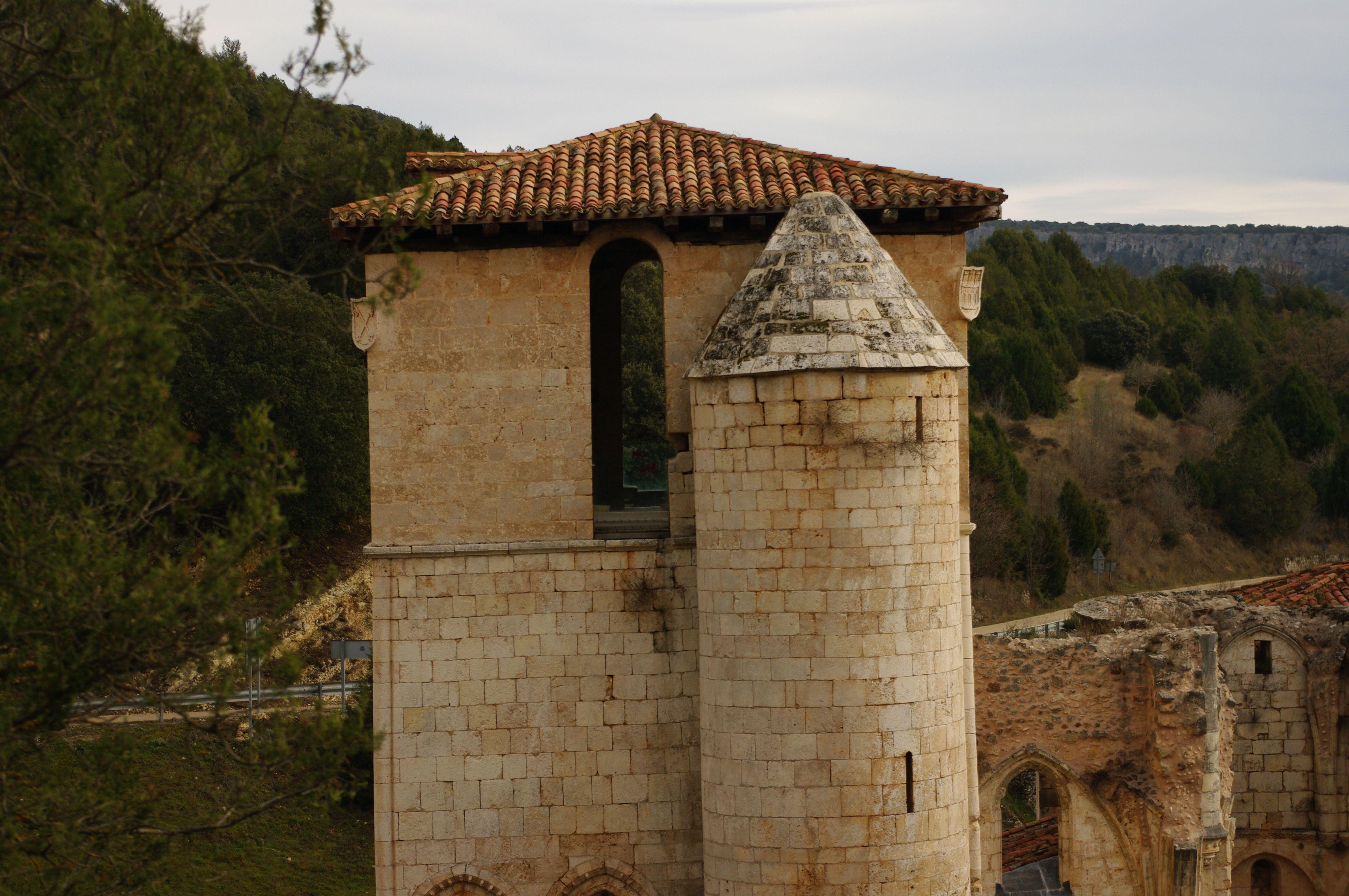 Antonio Delgado Burgos Monasterio De San Pedro De Arlanza Monasterios Burgos Viajes