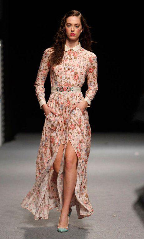 Vestido LA CONDESA Floren Estampado | Modelos costura | Pinterest ...
