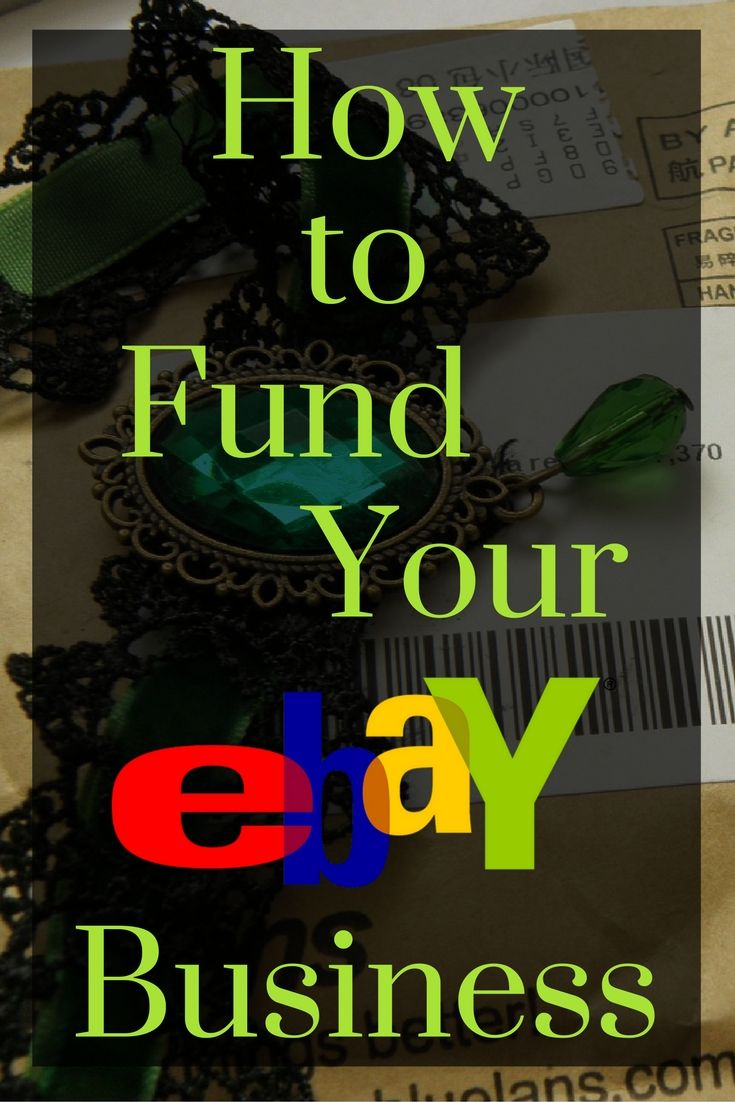 Want To Start An Ebay Business But Worried You Don T Have The Startup Cash No Worries Read This Articl Ebay Business Ebay Selling Tips Making Money On Ebay