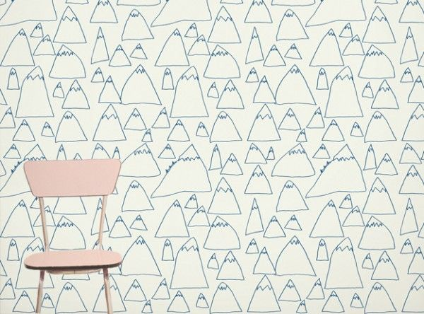 I Really Like This 8 Year Old S Wallpaper I Could See Having This In A Kid S Room Kertas Dinding Beri