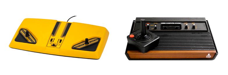 Atari 2600 Magnavox Odyssey Magnavox Odyssey Video Gamer Playstation Vr