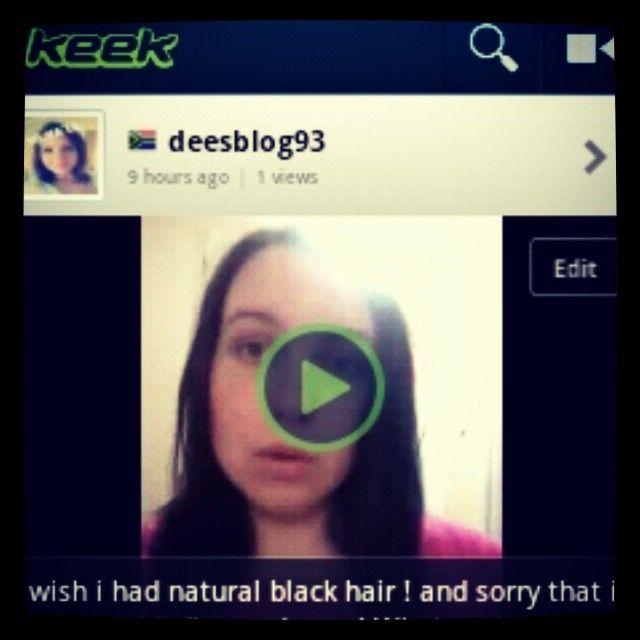 naturally black hair ! WANTED