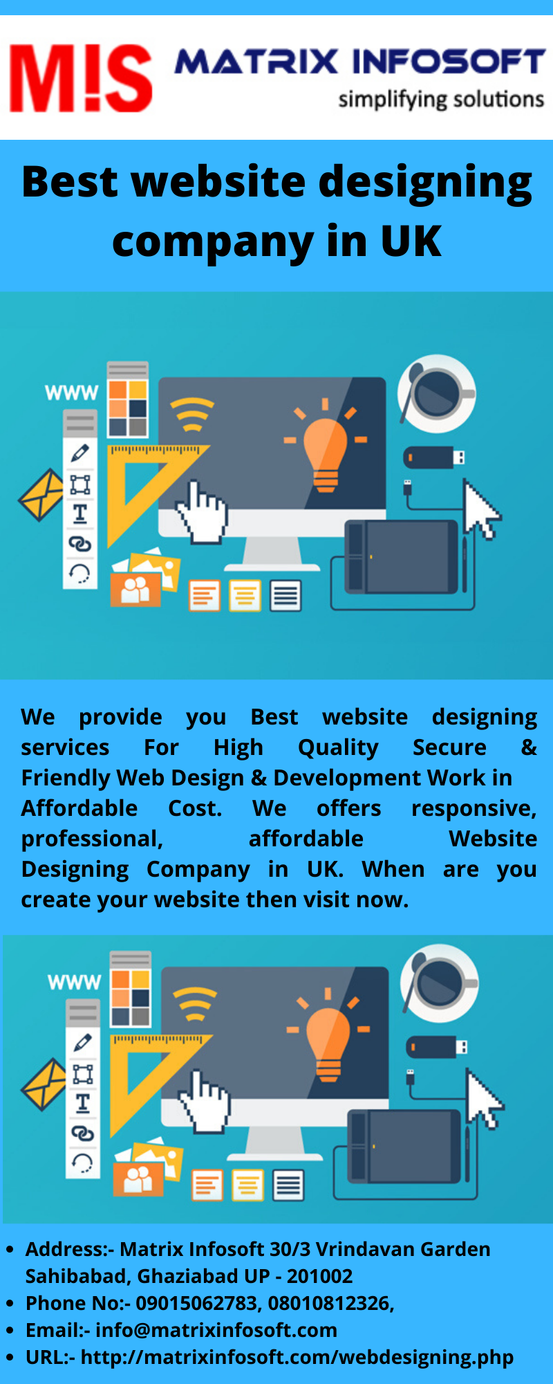 Best Website Designing Company In Uk Matrixinfosoft In 2020 Website Design Web Design Marketing Web Design Services