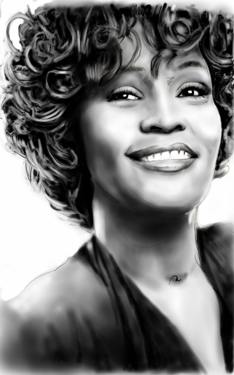 We Ll Always Love You Whitney Houston Galaxy Note 1 By Jaeart
