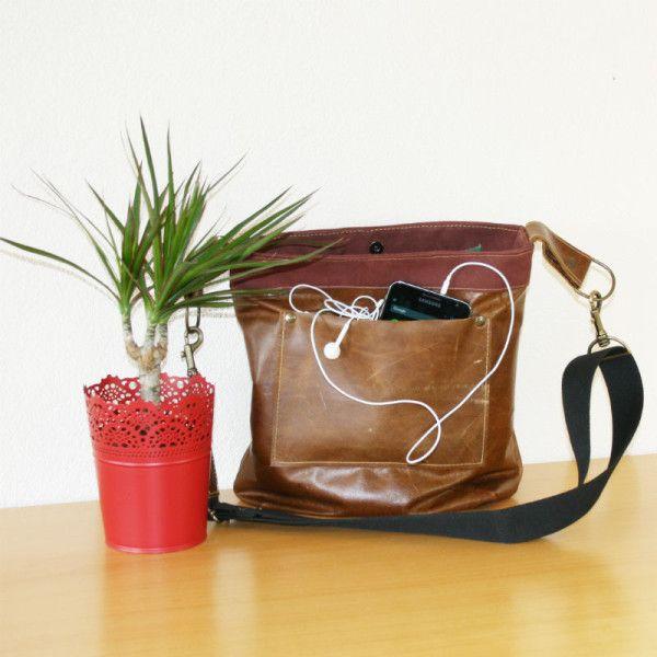 Pin op Handgemaakte tassen
