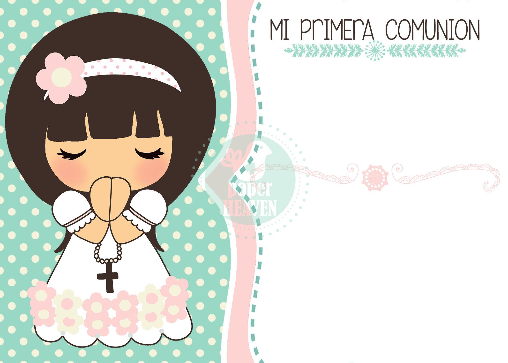 oraciones para primera comunion catolica para compartir con la