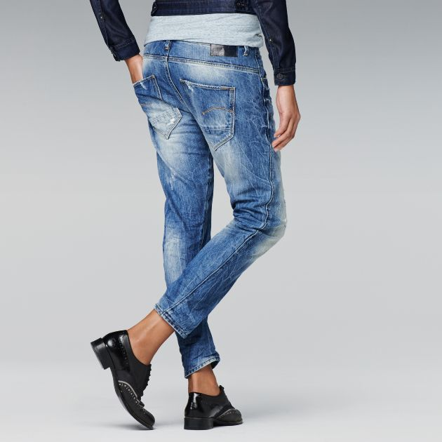 G-STAR RAW Womens Kate Boyfriend Jeans