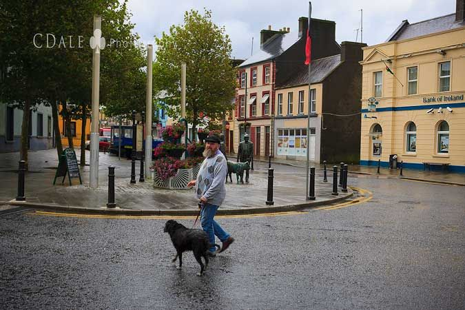 Towns and Cities Near Ballyhaunis (Mayo) - Within 25 Miles