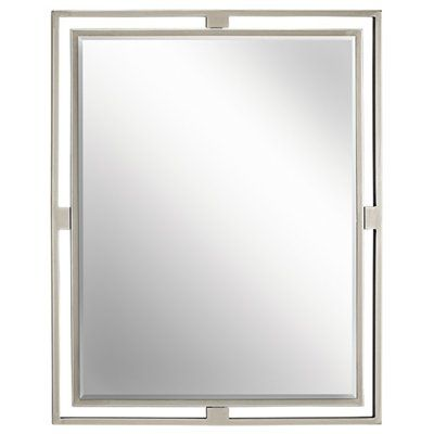 Kichler Lighting Hendrik Wall Mirror Lowe S Canada With Images