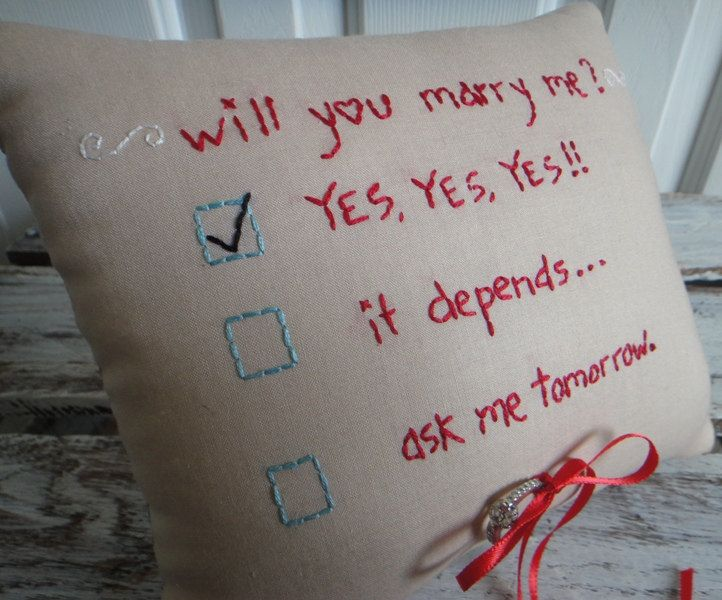 RESERVED for Tavan. Custom Will You Marry Me. Proposal ...