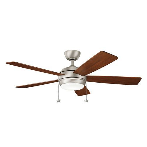 Led Ceiling Fan With Light Kit