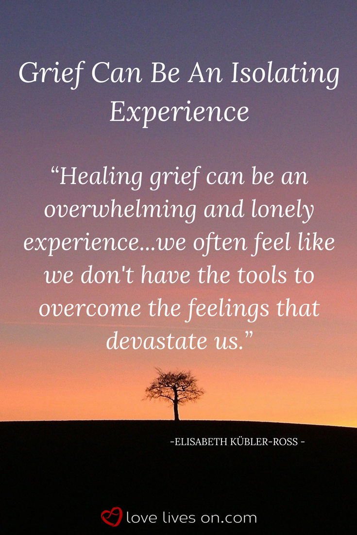Grief Definition | What Does Grief Mean? Grief Can Be An Isolating  Experience That Can Feel Incredibly Overwhelming. Click To Learn More About  This ...