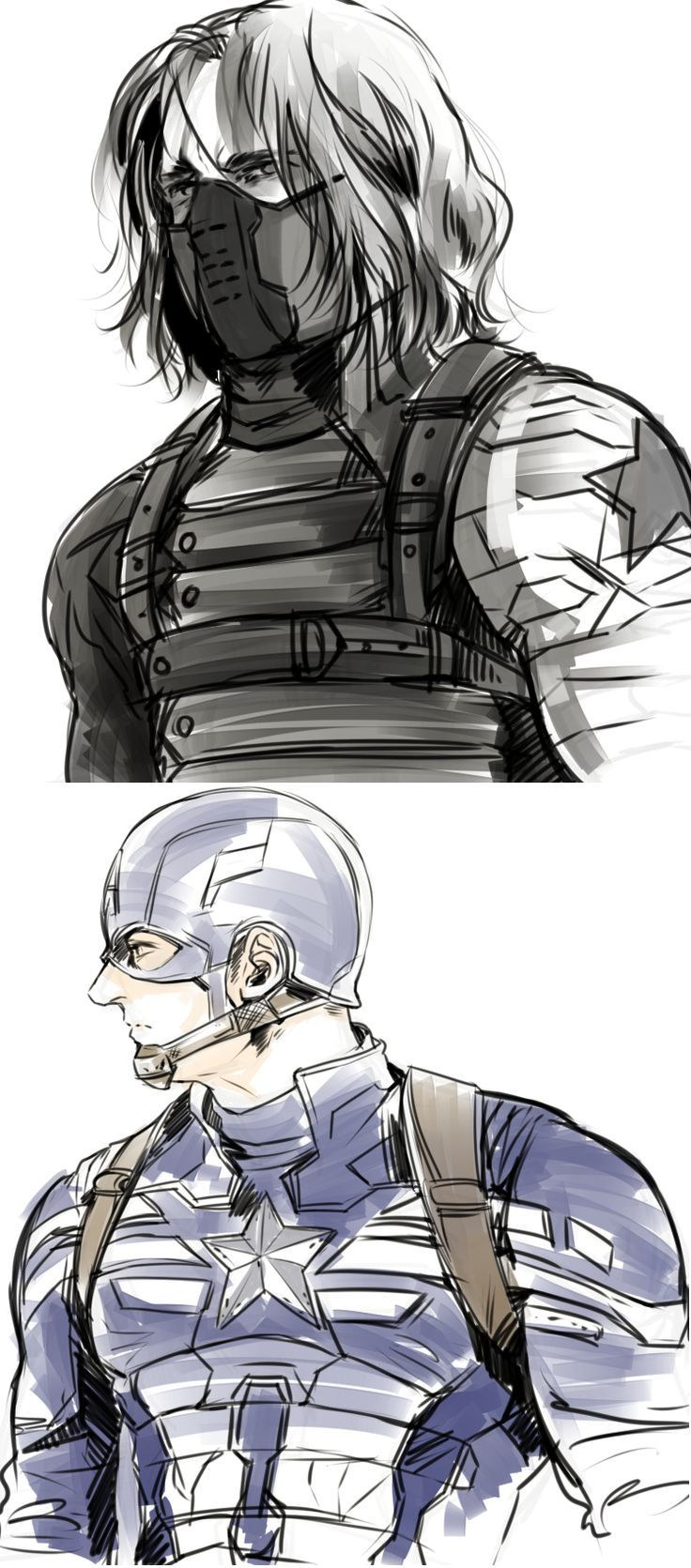 Pin By Booklover66 On Marvel Captain America Bucky