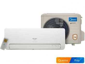 Ar Condicionado Split Springer Midea Inverter 9 000 Btus Quente