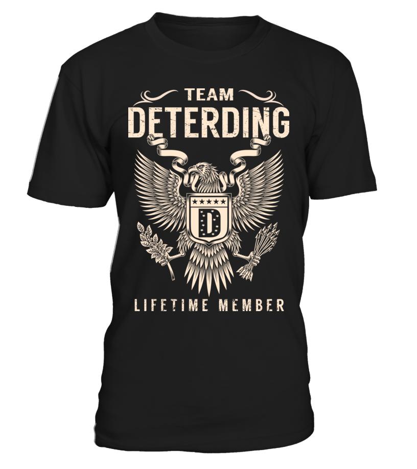 Team DETERDING - Lifetime Member