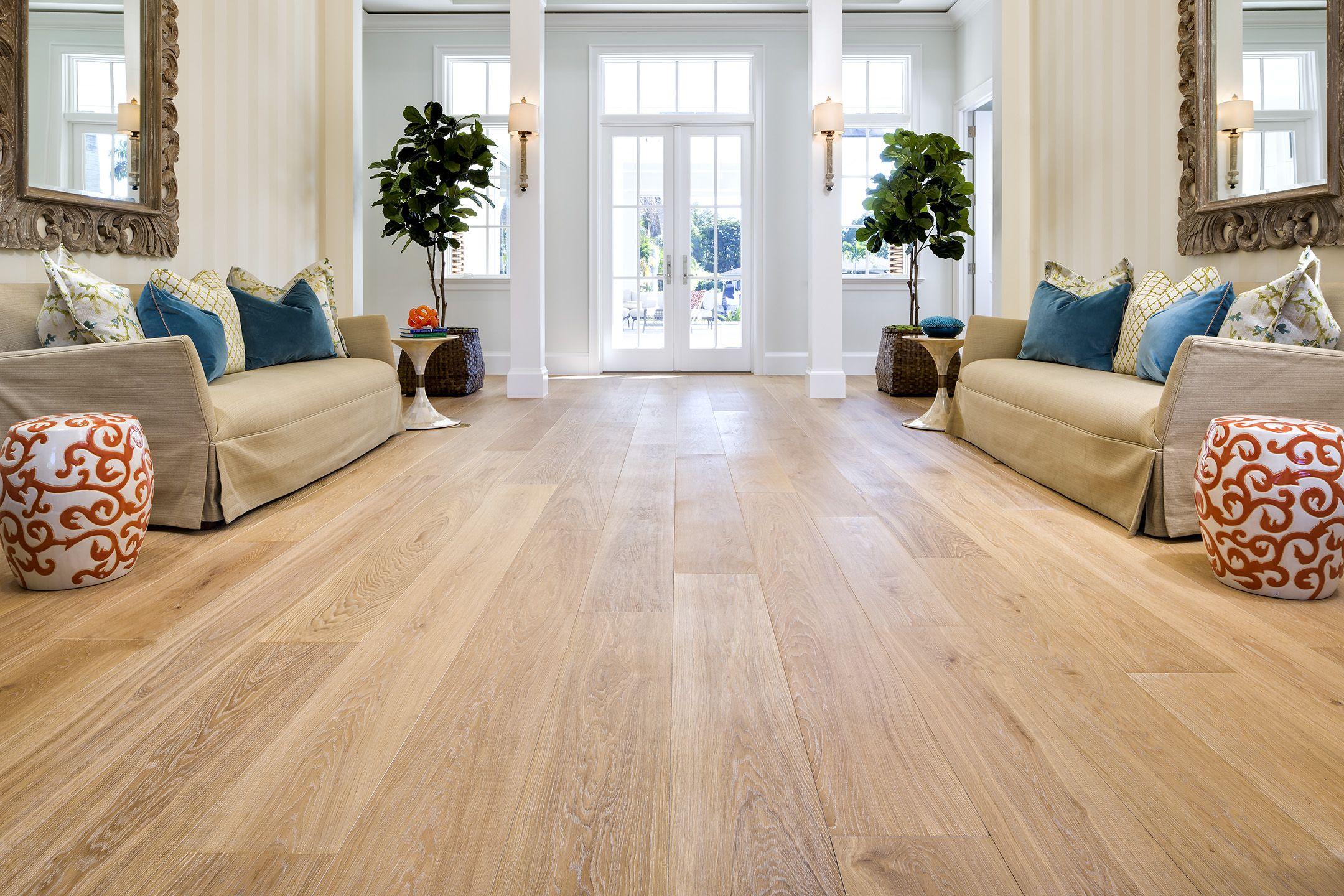 Wide Plank Flooring Custom Designed European Handcrafted