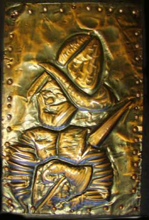 Copper Foil Tooling Amp Embossing This Is A Great Craft To