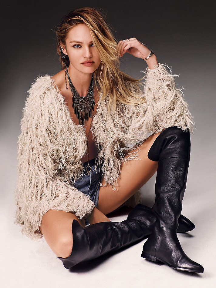 Free People Faithful Shaggy Jacket, $198.00