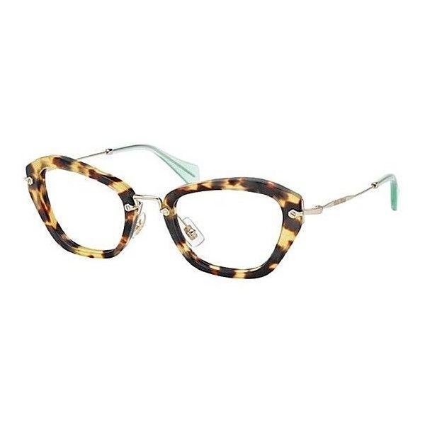 Miu Miu Eyeglass Frames 2017