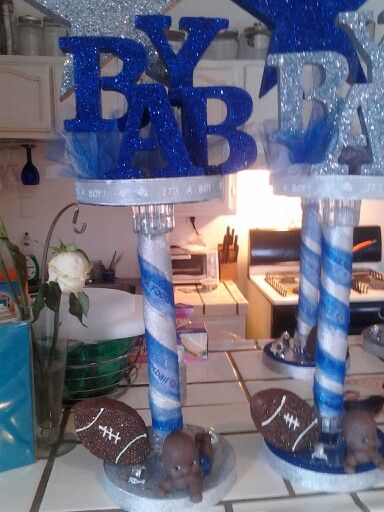 Dallas cowboys babyshower Christy craft coner Pinterest