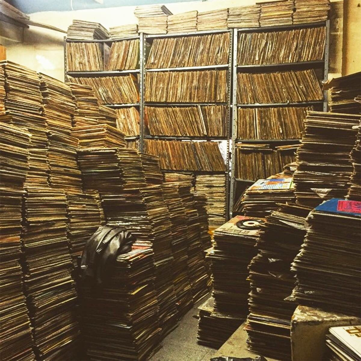 Stacks Of Wax Lots Of Records Pinterest Wax Record