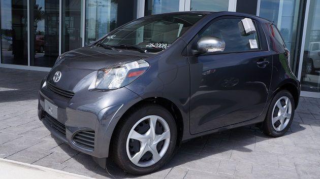 2014 Scion Iq Model Information Scion Near Orlando Fl Toyota Dealers Fuel Efficient Car Dealership