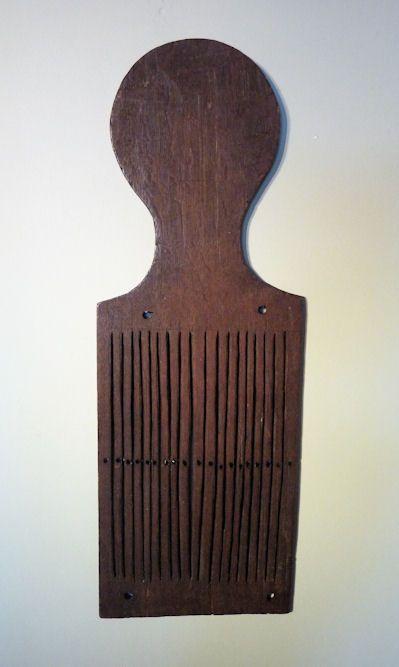 Tape Loom From Sharon Platt Antiques