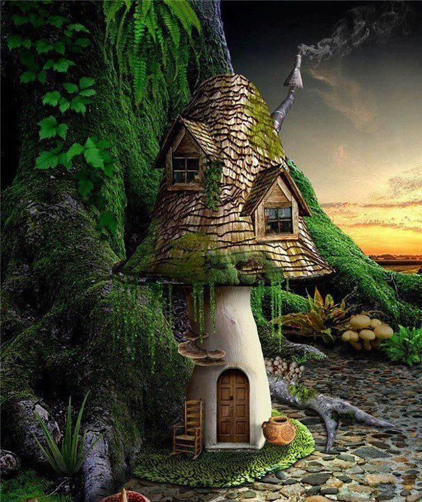 FAIRY LAND TREE HOUSE!