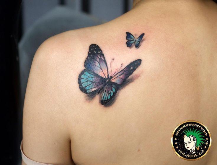 Photo of Un tatouage papillon peut-il être fait dans chaque corps du corps? – Page 4 sur 40