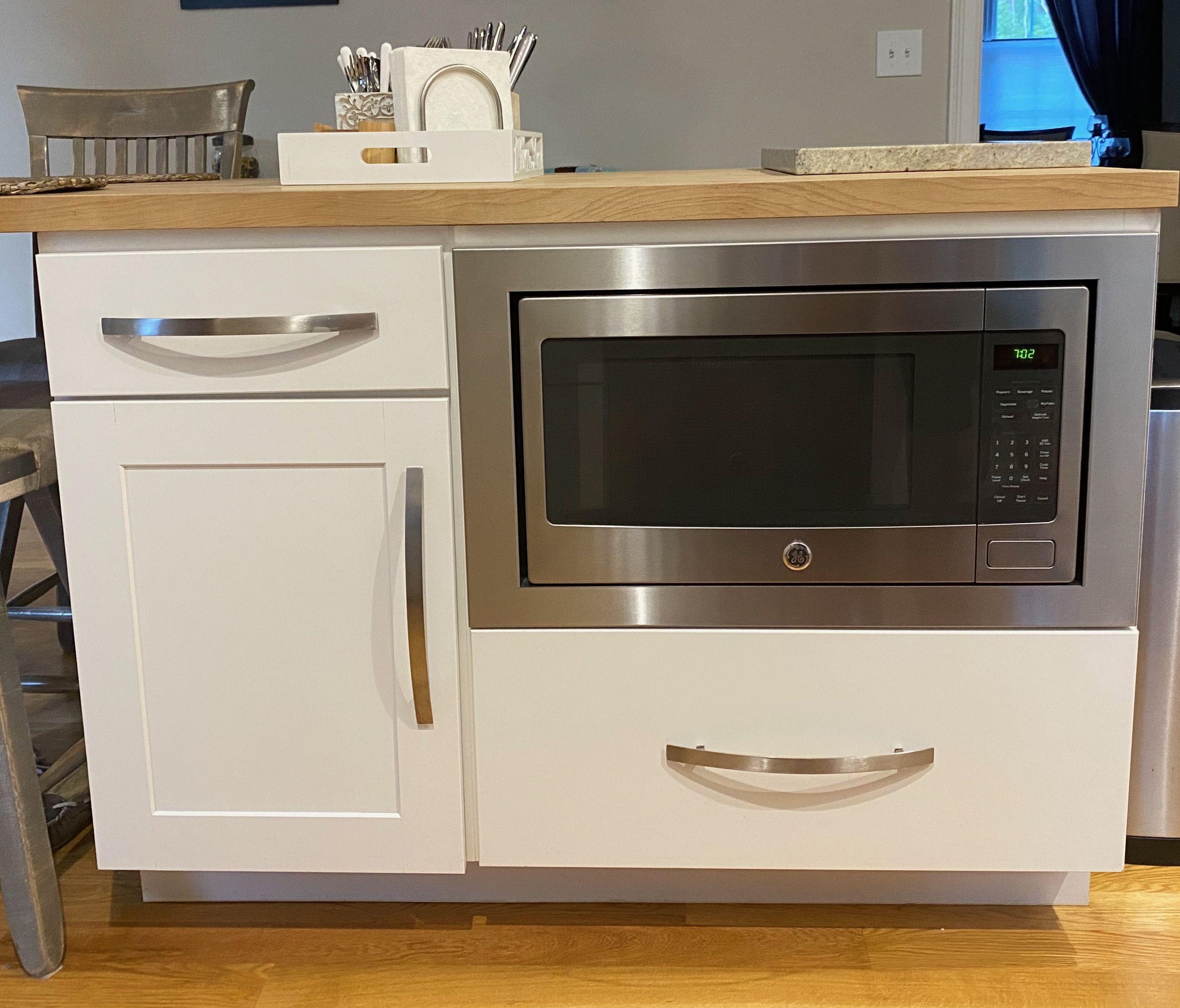 30 Custom Microwave Trim Kit For A Ge
