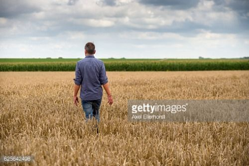 Man with caucasian ethnicity in jeans and blue shirt walking in... #holwerdprovinciefriesland: Man with… #holwerdprovinciefriesland