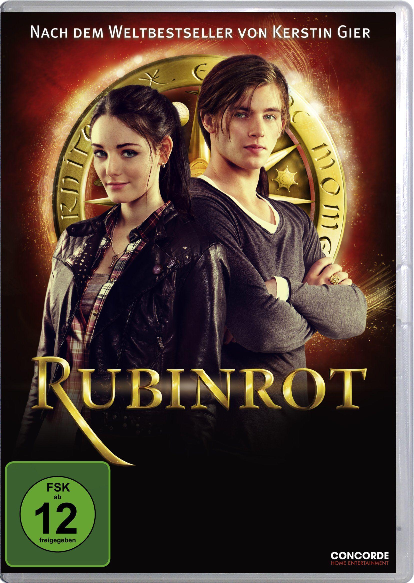 Rubinrot Dvd Rouge Rubis Rubis Rouge Rubis Film