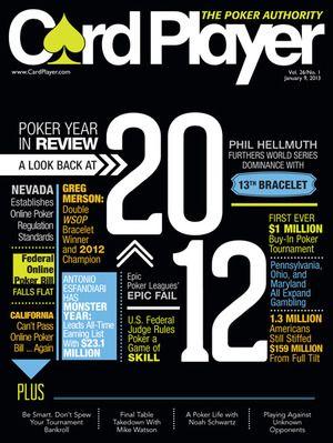 Best online poker magazines